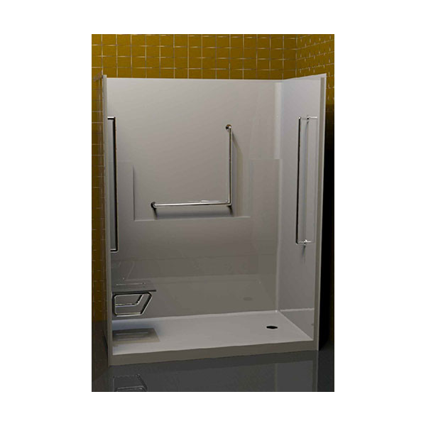 Shower Stalls Archives Glass World, One Piece Shower Stalls With Glass Doors